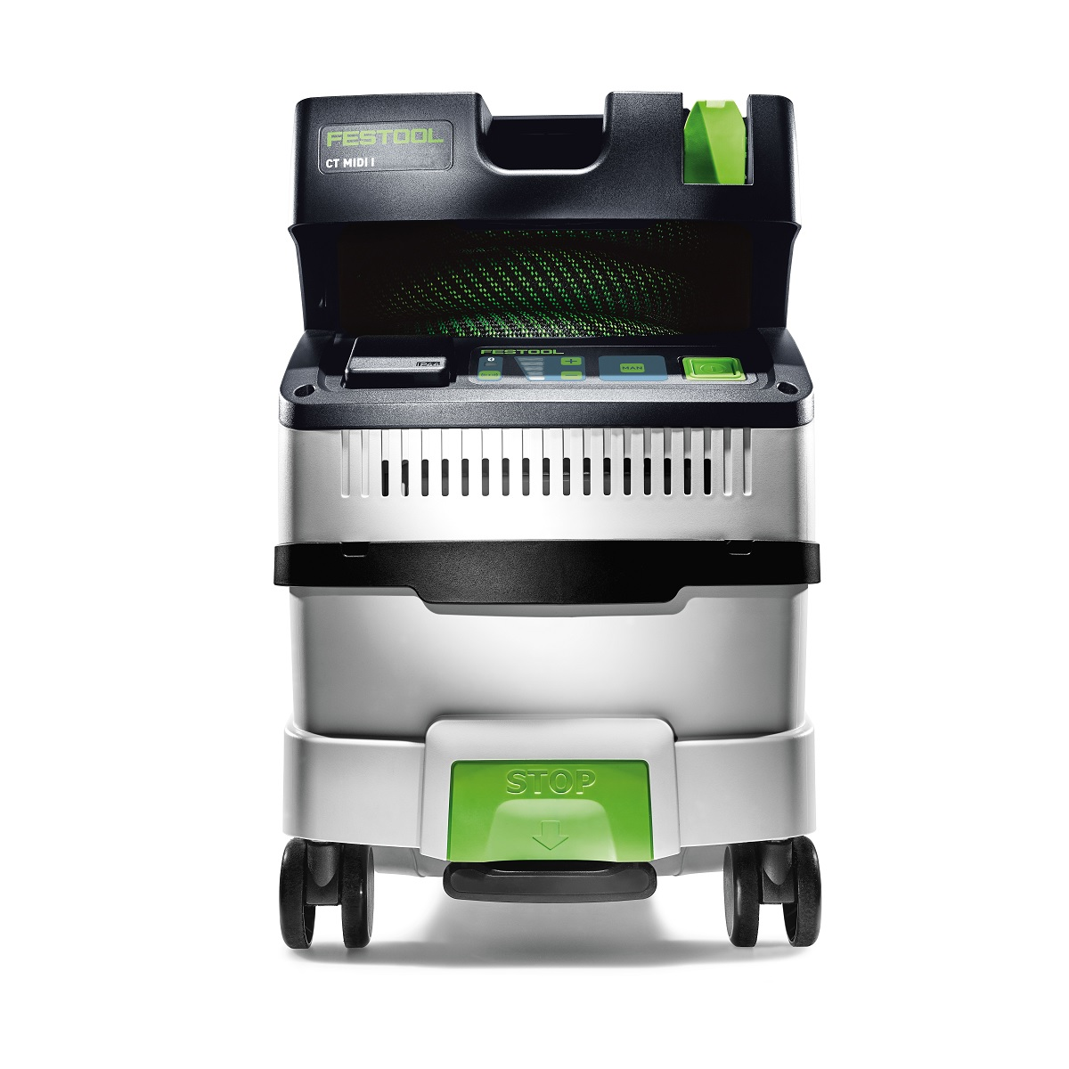 Festool CT MIDI I with touch controls