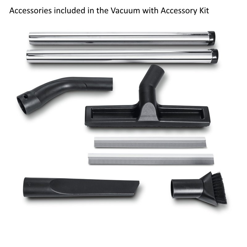 Fein Turbo I Dust Extractor (2014-up) - Accessory Kit Detail