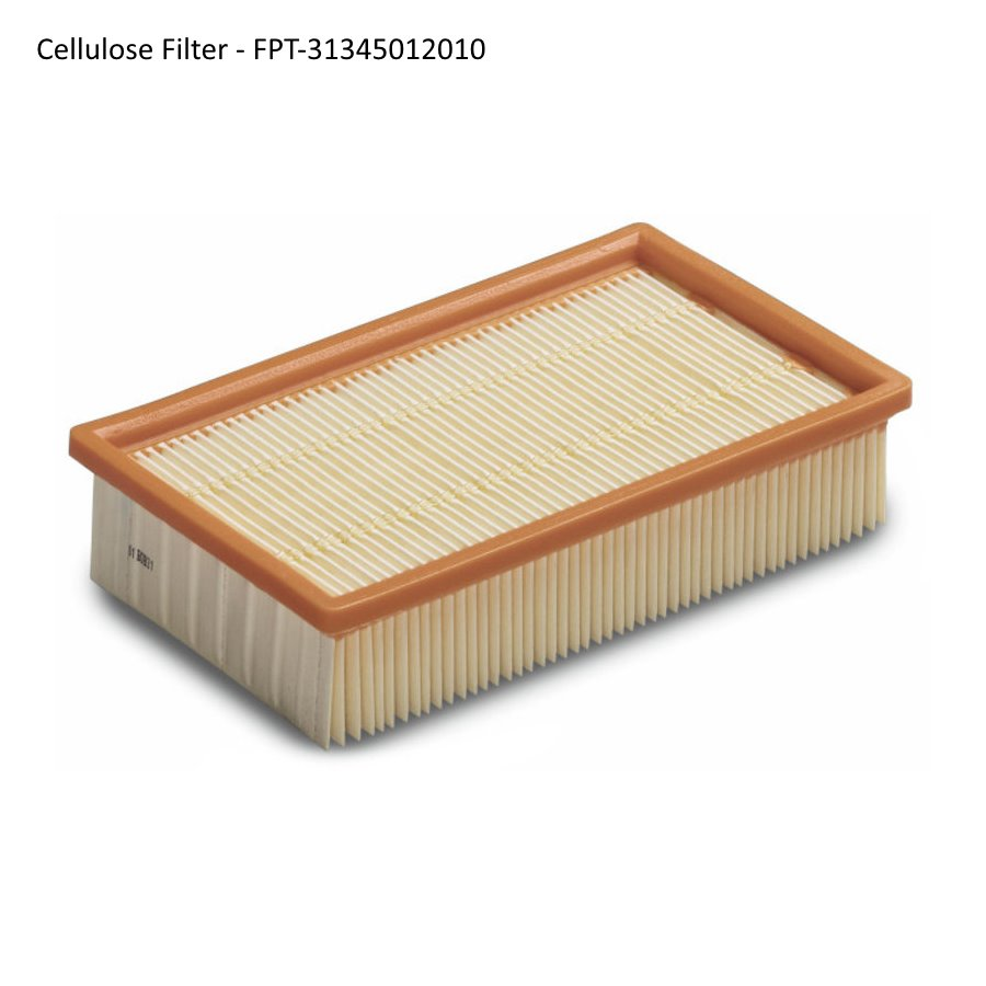 Fein Turbo I & II Vacuum Flat Filters (2014-up)