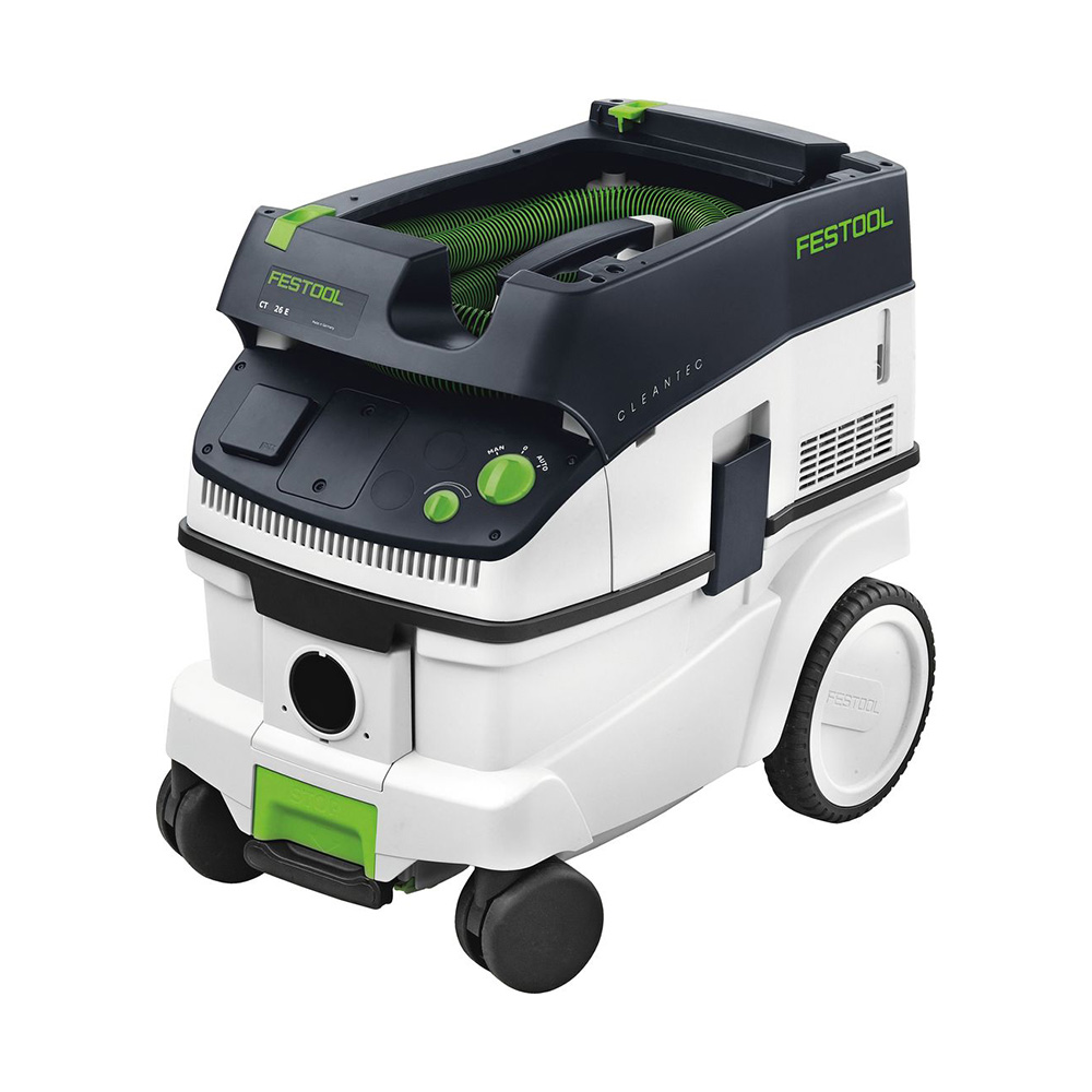 Festool Cleantec Vacuum CT 26 HEPA Dust Extractor