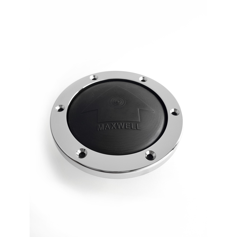 Maxwell Windlass Foot Switch P19001 Stainless Steel Bezel
