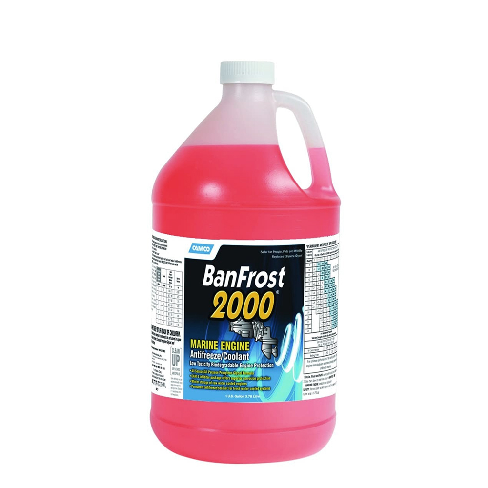 Camco Ban Frost 2000 Marine -100 Antifreeze