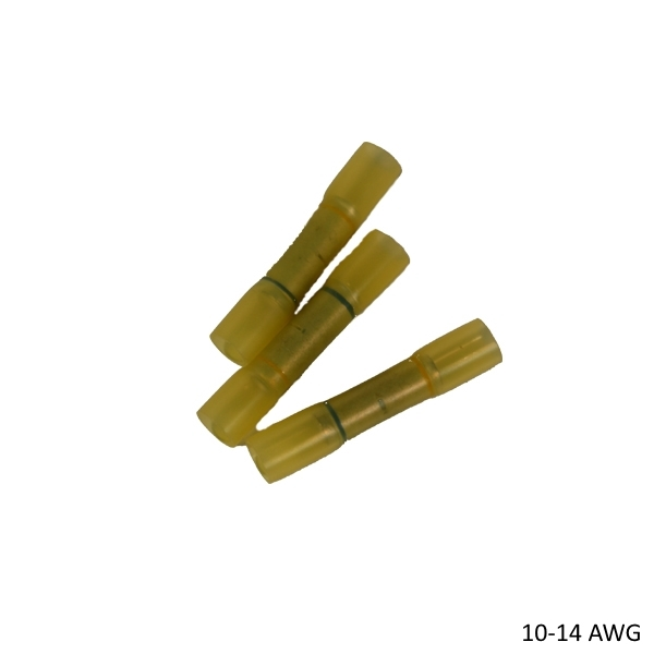 10-14 AWG Step Down Heat Shrink Connectors