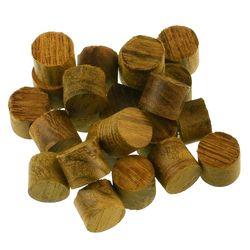 Teak Wood Bungs / Plugs