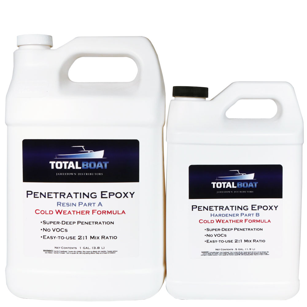 Totalboat Clear Penetrating Epoxy Kits Picture Of How To Waterproof Circuit Boards Method