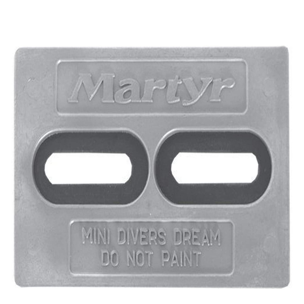 Martyr Divers Dream Hull Anode