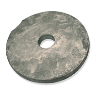 Galvanized Fender Washers