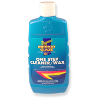 Meguiars Mirror Glaze Boat Cleaner Wax