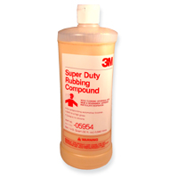 3M Super Duty Rubbing Compound