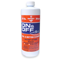 On-Off Hull and Bottom Cleaner