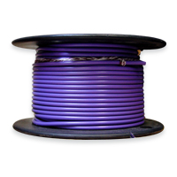 16 Gauge Marine Tinned Primary Wire - Purple