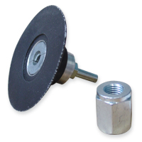 3M Roloc Grinding Disc Pad Assembly, 3m back up pad