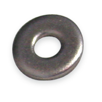 316 S/S Flat Washers