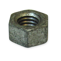 Galvanized Hex Nuts (Heavy)