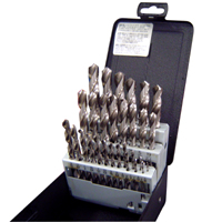 Triumph Regular & Split Point 29-Piece Drill Sets
