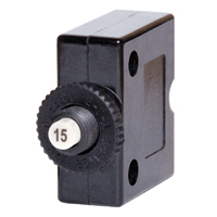Blue Sea Systems Circuit Breaker Push Button