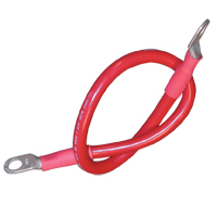 Ancor Marine Grade 2 AWG Battery Cable Assembly