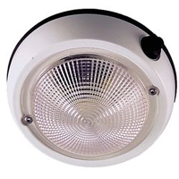 Perko Exterior Surface Mount Dome Light