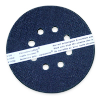FEIN Rotary VELCRO PLATE FOR 6 inch