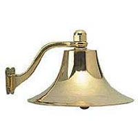 Sea-Dog Cast Brass Ships Bell