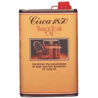 Circa 1850 Tung'n Teak Oil