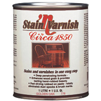 Circa 1850 Stain'n Varnish