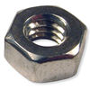 S/S Hex Nuts (Heavy)