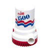 Rule 1500 GPH Submersible Bilge Pumps 1500 GPH