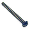 #6-32 Round Head Slotted Drive Machine Screws in stainless steel