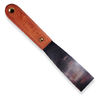 Hyde Wood Handle Putty Knives; hyde 07000 flexible putty knife, hyde 07050 stiff putty knife