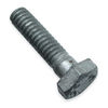 galvanized hex cap screws and bolts, 5/8 in. hex caps