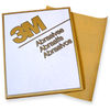 3M Gold 9x11 Sandpaper Sheets