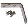 Stainless Steel Angle Brackets