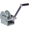 one speed crank trailer winch