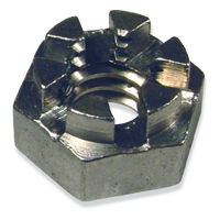 stainless steel castle nuts, the ultimate locking nuts