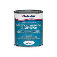 Interlux 214 Boatyard Bedding Compound