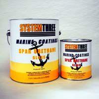 System Three Marine Varnish - Spar Urethane Varnish