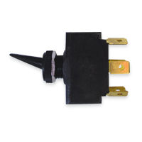 Sealed 3 Position Toggle Switch (On-Off-On)