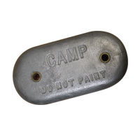 Camp Tapered Zinc Hull Anode