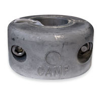 Camp Zinc Doughnut Collar