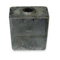 Camp  Zinc Plate Cube for Johnson Evinrude outboard motors