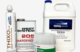 Epoxy and Adhesives