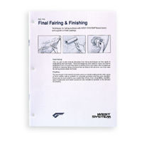 WEST System - Final Fairing and Finishing Manual
