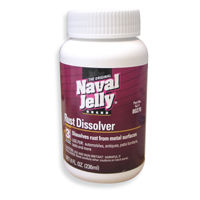 Naval Jelly, naval jelly, duro naval jelly rust remover.