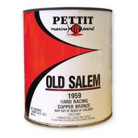 Pettit Old Salem Copper Bronze Hard Racing Enamel