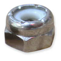 S/S Lock Nuts (metric)