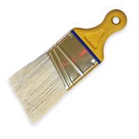 China 2 Bristle Brush, Short Cut china bristle brush, paint brush
