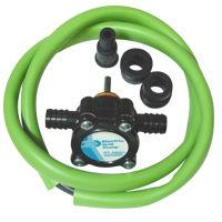 Jabsco / ITT Self priming Drill pump for engine oil crankcase pumping