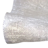 1708 Fiberglass Cloth: 17 oz Biaxial 3/4 oz Mat Back