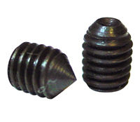 Set Screws - Countersinks/Counterbores, hex head set screws